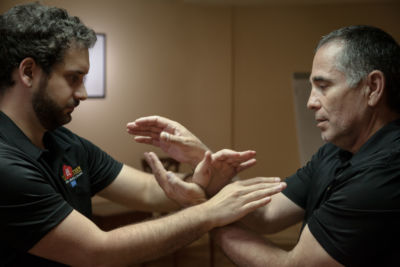 Chi Sao en el Sistema Wing Chun
